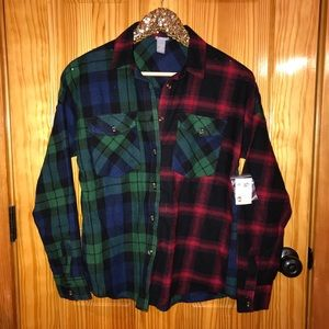 ✨ Charlotte Russe | NWT flannel